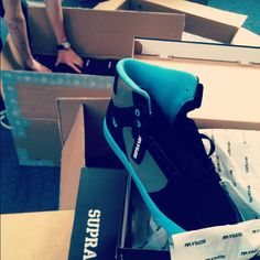 Vaider delivery. #supra #sneakers #gobritain