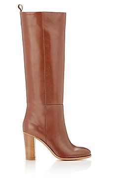 Leather Knee Boots Barneys