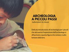 Infanzia - Vivi l'Archeologia