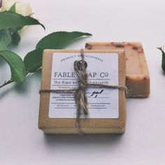 Fable Soap Co.'s indulgent bar soap contains the maximum possible percentage of pure goat's milk. The high organic fat content ensures that it's exceptionally moisturizing, while its chemical-free rec