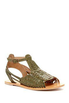 Nash Woven Sandal