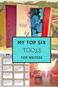 What do you need to write a novel?