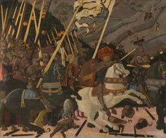 Paolo Uccello | The Battle of San Romano | NG583 | National Gallery, London