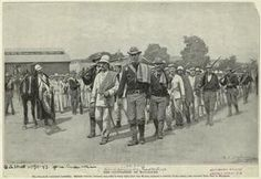 The occupation of Mayaguez.