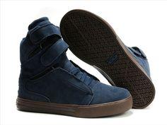 Supra TK Society Blue Coffee Women's Shoes
