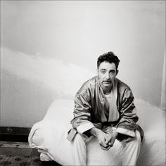 Alberto Garcia Alix · Self Portrait · 1997 · Gelatin Silver Print