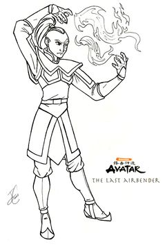 1000 images about avatar the last airbender on pinterest for Avatar the last airbender coloring pages toph