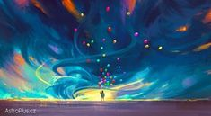 child holding balloons standing in front of fantasy storm,illustration painting - Buy this stock illustration and explore similar illustrations at Adobe Stock Balloon Stands, Acrylic Painting For Beginners, This Is Your Life, Fantasy Paintings, Digital Paintings, Dalai Lama, Design Thinking, Surreal Art, Felt
