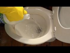 There really aren't many things gross me out more than a stained, dirty toilet. Of course, I have a strict cleaning routine around the house—especially the bathroom—but unfortunately, mineral stains can't just be scrubbed away