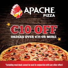 Apache Pizza Meal Deal, Pepperoni, Pizza, Meals, Blog, Meal, Blogging, Yemek, Food