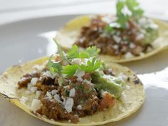 SIMPLE SALSA Recipe with Pot Roast Tacos - Tyler Florence Test Kitchen Recipe - Great Reviews!