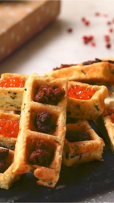Recipes-hi. Waffle Recipes, Veggie Recipes, Real Food Recipes, Brunch Outfit, Small Batch Waffle Recipe, Low Carb Chicken Parmesan, Sandwiches, Mothers Day Breakfast, Make Ahead Lunches
