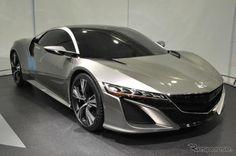New HONDA NSX concept.
