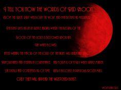 Full Moon Over A Frozen Lake Wallpaper WallDevil Red Moon Rising, Under The Moon, Blood Moon, Dear God, My Flower, Light In The Dark, White Flowers, Words, Full Moon