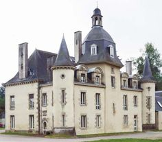 Chateau de la Ribeaudiere