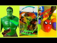Hot Wheels & TMNT Mystery Box with Surprise Eggs!! - YouTube