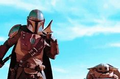 Baby Yoda The Mandalorian GIF – BabyYoda TheMandalorian Warrior – Discover & Sha… Star Wars Meme, Star Trek, Star Wars Baby, Ronin Samurai, The Force Is Strong, Love Stars, Obi Wan, Clone Wars, Movies Showing