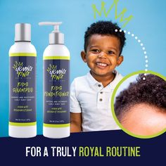 Black Boy Hairstyles, Kids Hairstyles Boys, Toddler Shampoo, Little Black Boys, Good Shampoo And Conditioner, Black Hair Care, Kinky Curly Hair, Best Shampoos, Male Grooming