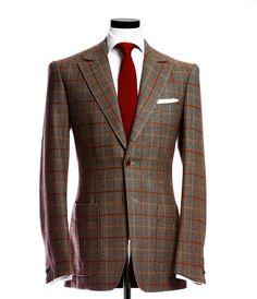 Duval & Nalzaro Bespoke jacket