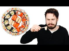 Irish People Taste Japanese Food (video) | The Knob Online