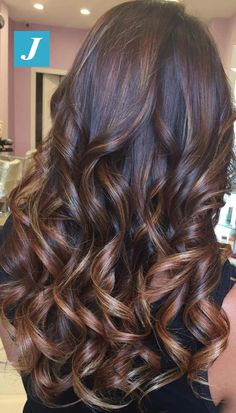Low Ponytail Hairstyles, Natural Hairstyles, Ombre Hair Color, Brunette Hair, Hair Highlights, Balayage Hair, Gorgeous Hair, Hair Looks, New Hair