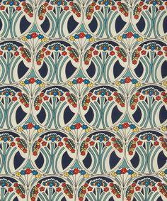 Liberty Art Fabrics Mauverina Tana Lawn Cotton