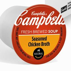 campbells kcups | This could change everything. Campbell's Soup Company announced that ...