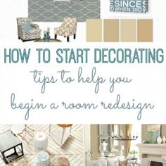 Everything You Ever Wanted to Know About Decorating