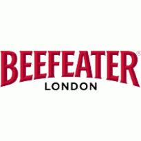Beefeater London Dry Gin Logo. Get this logo in Vector format from https://logovectors.net/beefeater-london-dry-gin/