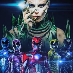 """New Trailer for American """"Power Rangers"""" Movie Morphs into View Power Rangers 2017, Go Go Power Rangers, Top Movies, Disney Movies, Imdb Movies, Comic Movies, Rj Cyler, Famous Toons, Power Ranger Party"""