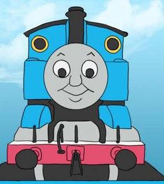 thomas the train clip art - Google Search