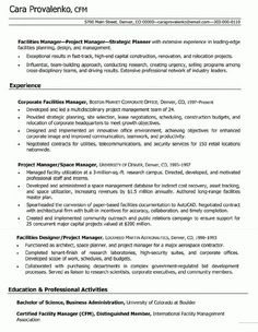 Small Business Manager Resume Template  Professional Manager