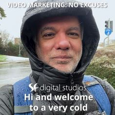 In this show video you will see why I think that when it comes to video marketing, no excuses are worth putting off getting started! Online Digital Marketing, Email Marketing, Show Video, Made Video, Getting To Know You, Have Time, Get Started, Things To Come, Snow