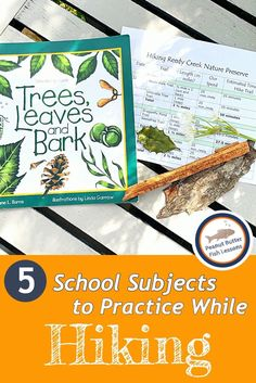 Going for a hike is a perfect way to practice many school subjects you have been learning. Here are five school subjects that generalize well to hiking. Educational Activities, Learning Activities, Nature Activities, Teaching Ideas, Map Skills, Science Topics, Go Hiking, Spring Activities, Nature Study