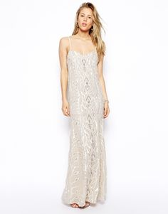 Tendance Robe du mariée Pretty lace maxi dress perfect for the boho bride Gorgeous Wedding Dress, Wedding Dress Styles, Princess Ball Gowns, Gowns With Sleeves, Lace Maxi, Culture, Latest Dress, Pretty Dresses, Dress Skirt