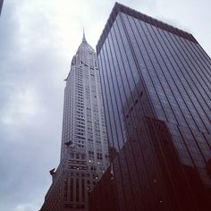 Empire State Building #nyc - @lacqueredlover