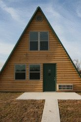 log cabin a frame house located at peaceful lake millstone in southwest missouri