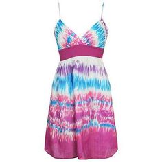 Forever 21 - $11.50 Tie Dye Dress