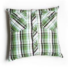 Shirt pillow.