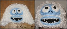 Ravelry: Abominable Snowman pattern by Jewels' Forever Hooked Designs
