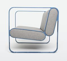 New furniture collection by Christian Dorn / 2012.