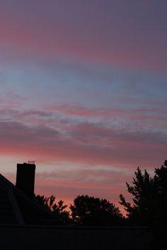Heights Sunset