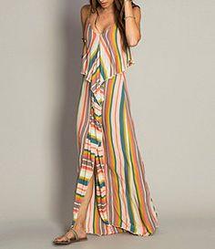 O'Neill Skylar Maxi Dress