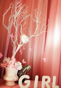 Adorable Pink Butterflies Baby Shower!    www.exclusiveeventsbyinna.com