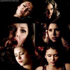 The Vampire Diaries -  Katherine Pierce
