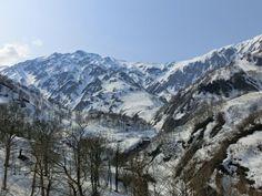 CLIMB JAPAN: The main ridge of Mt Shirouma (白馬岳主稜)