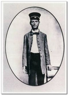 Duke Love Kimbrough, Company H, 3rd Tennessee Infantry. & Morgan's Cavalry.