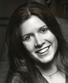 Carrie Fisher became a cultural icon after starring as Princess Leia in the 'Star Wars' movies. Leila Star Wars, Carrie Fisher Young, Star Wars Cast, Star Trek, The Blues Brothers, Debbie Reynolds, Famous Stars, Harrison Ford, Movie Stars
