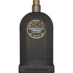 Les Orientaux Patchouli By Molinard Intense Eau De Parfum Spray 3.3 Oz *tester