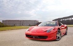 The new Ferrari 458 Spider joins the 458 Italia, the expansion of the range Ferrari's mid-rear V8 engine and with the same uncompromising technology solutions, handling and performance in a refined open-top configuration.It features a patented Ferrari, fully retractable hard top, a world first